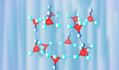 化学家描述了一种新形式的冰