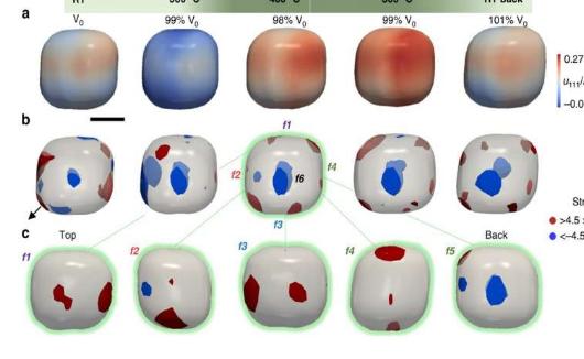 研究人员使用金纳米颗粒催化来模拟汽车排放动态