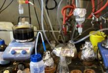 实现捕获氨污染的聚合物